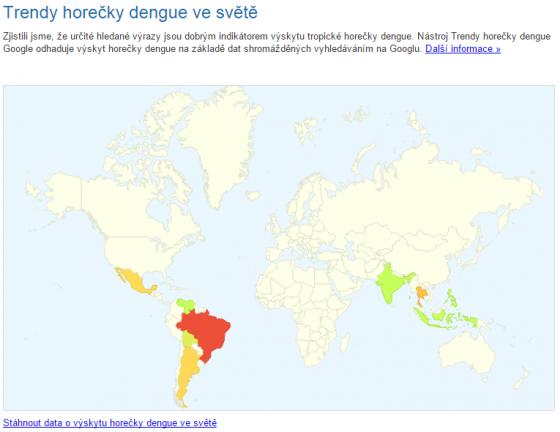trends-dengue